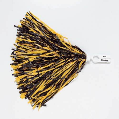 Pittsburgh Steelers Pom Pom at Amazon.com