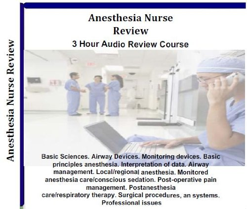 certified nurse anesthetist