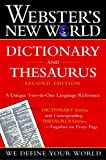 Websters New World Dictionary and Thesaurus, 2nd Edition (Paper Edition)