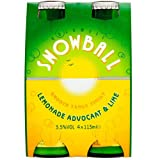 Snowball Lemonade, Advocaat & Lime (24 x 113ml)