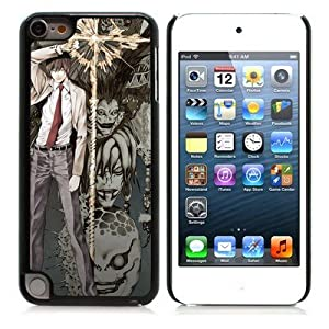 iLookcase Comic Serie: Death Note High Quality Printing Hard Cover Case for Apple Touch 5