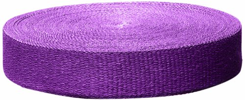 "HeatShield 315046 HP Color Exhaust Wrap Purple 2"" Wide x 25' Exhaust Wrap"