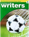 img - for Strategies for Writers: Grade 3 (Next Generation Assessment Teacher Edition) book / textbook / text book