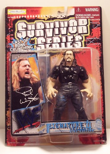 WWF Survivor Series Signiture Series 4 (Blue Edition) The Big Show by Jakks 1999
