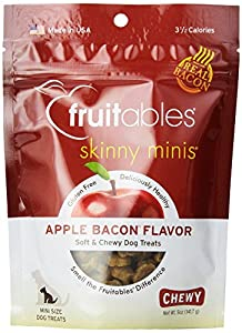 Fruitables Skinny Minis Apple Bacon (Pack of 3)