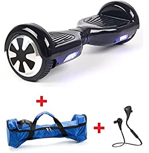 HoverBoost HoverBoard Mini Smart Self-balancing Two-wheel Electric Scooter with LED Light