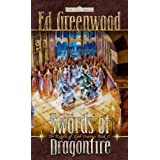 Swords of Dragonfire (Forgotten Realms: The Knights of Myth Drannor, Book 2) ~ Ed Greenwood