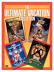 Ultimate Vacation Collection (Vacation / European Vacation / Christmas Vacation / Vegas Vacation)