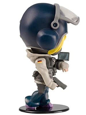 SIX COLLECTION IQ CHIBI FIGURINE new with code