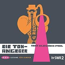 Die Ton-Angeber (       UNABRIDGED) by Anna Czerwinska-Rydel Narrated by Sebastian Schwab