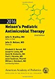 img - for 2016 Nelson's Pediatric Antimicrobial Therapy, 22nd Edition (Pocket Book of Pediatric Antimicrobial Therapy) book / textbook / text book