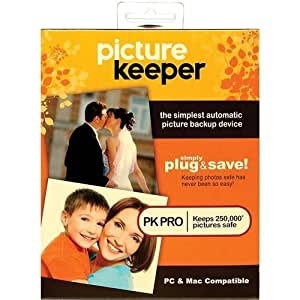 Picture Keeper Picture Keeper 250,000 Photo Backup Device