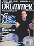 Modern Drummer Magazine (May 1999) (Gary Novak - From Corea to Morissette?)