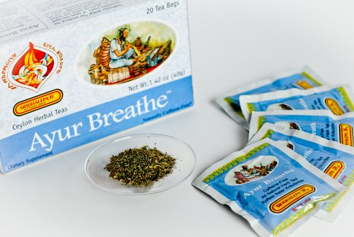Ayurveda Herbal Tea - Breath