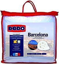 Dodo 28308200 Barcelona Couette Polyester Blanc 200 x 220 cm