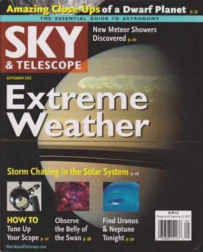 Sky & Telescope Magazine (September 2012)