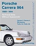 Porsche Carrera 964: 1989-1994 Technical Data