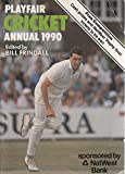 img - for Playfair Cricket Annual 1990 book / textbook / text book