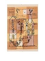 Especial Arte Lienzo Hoffmannesque Scene - Klee Paul Multicolor