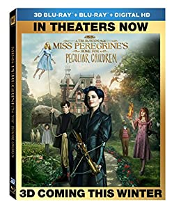 Miss Peregrine's Home for Peculiar Children (3D) [Blu-ray] by 20th Century Fox