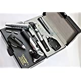 NEW SYNAMED USA OTOSCOPE VETERINARY ENT DIAGNOSTIC SET KIT + 2 FREE REPLACEMENT BULB SET