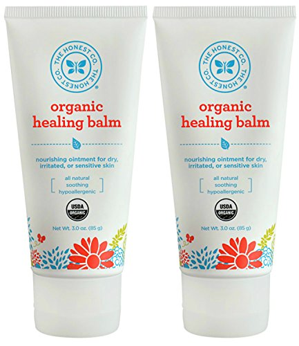 The Honest Company Healing Balm, 3 oz. (Pack of 2) - 1