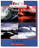 The Four Oceans (Rookie Read-About Geography (Paperback))