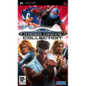 51HN5M2XY5L. SL500 AA300  Download SEGA Mega Drive Collection 2007   Jogo PSP