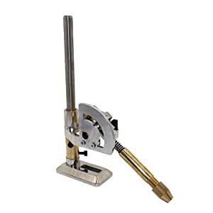 Jade Grinding Faceted Manipulator Gem Faceting Machine Jewel Angle Milling Polishing Machine (32 Scale) (Tamaño: 32 Scale)