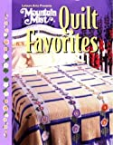 img - for Mountain Mist Quilt Favorites (For the Love of Quilting) by Oxmoor House (1998-07-01) book / textbook / text book