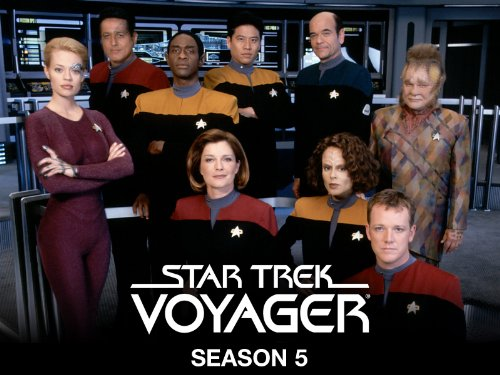 Star Trek Voyager, season 5