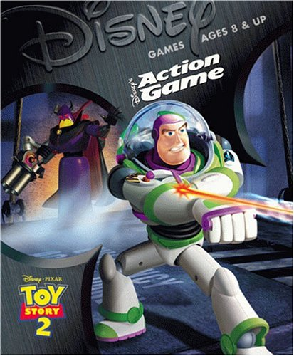 Toy Story 2 Action Game - Pc front-697708