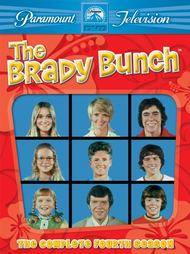 Cover art for  The Brady Bunch - The Complete Fourth Season