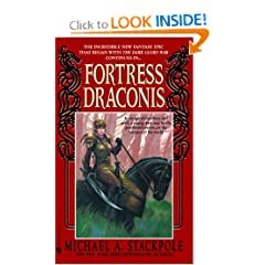 Fortress Draconis (The DragonCrown War Cycle, Book 1)