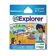 LeapFrog Explorer Learning Game LeapSchool Math