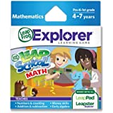LeapFrog LeapSchool Math Learning Game (works with LeapPad Tablets, LeapsterGS, and Leapster Explorer)