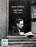 Agendas, 1926-1971 (Pour memoire) (French Edition) (2232102904) by Follain, Jean