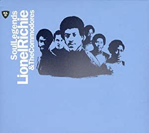 Soul Legends-Lionel Richie & the Commodores