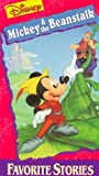 Mickey & the Beanstalk [VHS]