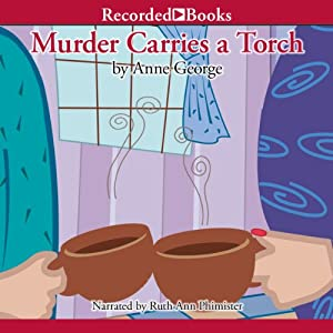 Murder Carries a Torch Audiobook