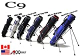 "C9 A99 Golf Range Bag 5"" Top Removable Top W. Stand"