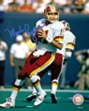 Mark Rypien Autographed/Hand Signed Washington Redskins 8x10 Photo at Amazon.com