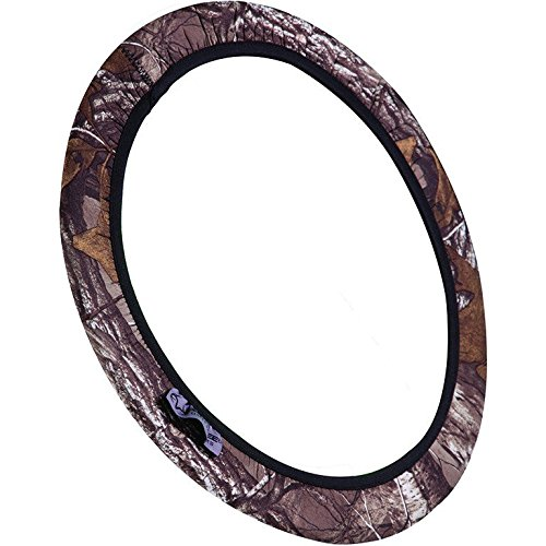 Realtree Xtra Neoprene Camo Steering Wheel Cover For Car, Truck or SUV (Sold Individually) (Camo Truck Accessories Gmc compare prices)