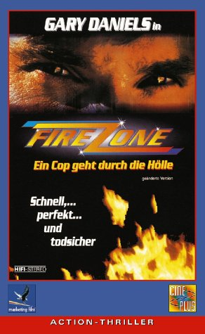 Fire Zone [VHS]