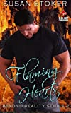 img - for Flaming Hearts (Beyond Reality) (Volume 2) book / textbook / text book
