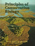 img - for Principles of Conservation Biology book / textbook / text book