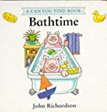 Bathtime (Can You Find?) (0091764890) by Richardson, John