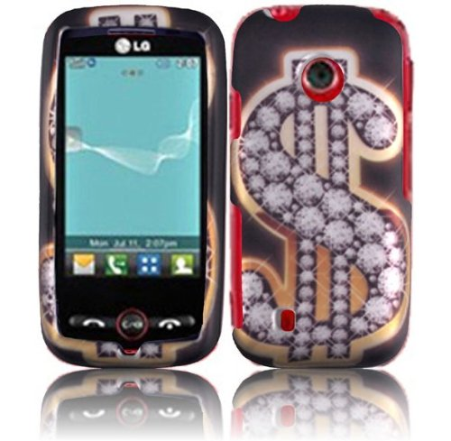 Cell Accessories For Less (Tm) For Lg Beacon Mn270 Attune Un270 Design Cover Case - Dollar // Free Shipping By Thetargetbuys