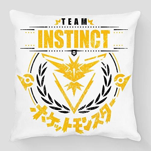 Cojn-Pokmon-Go-Team-InstinctIntuition-Equipe-amarillo-reprsent-par-electhorZapdos-Kanto-Factory