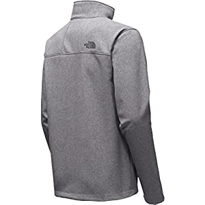 The North Face Apex Bionic Soft Shell Jacket - Men's (Dijon Brown Heather, XXL) by The North Face